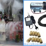 Giải pháp tối ưu với hệ thống phun sương mini