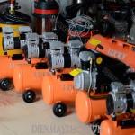 Máy nén khí không dầu là gì? ưu điểm của máy nén khí không dầu