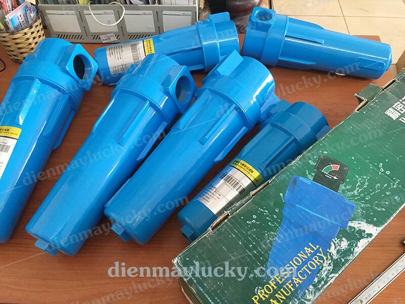 bộ lọc nước công nghiệp máy nén khí 007