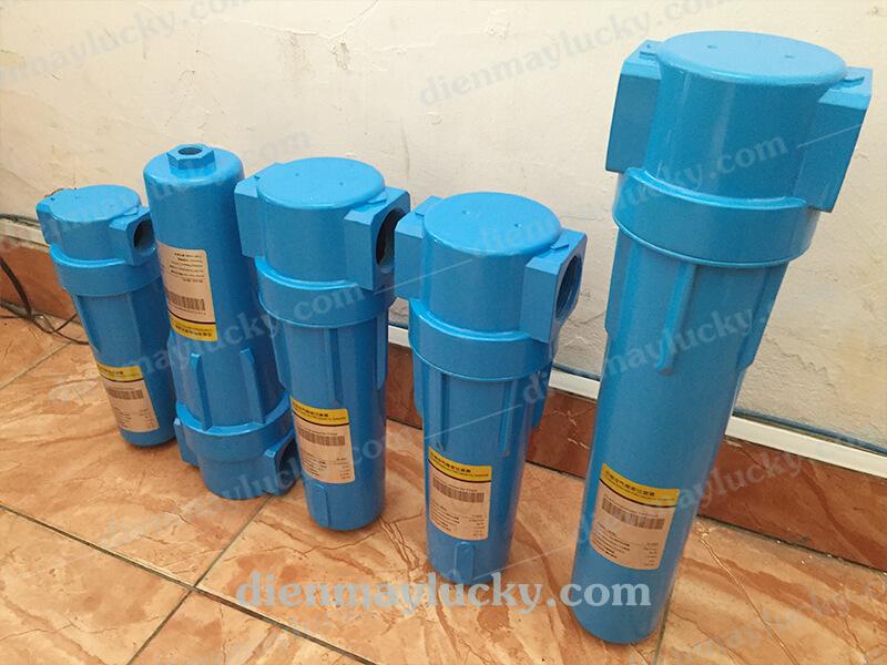 Bộ lọc tách nước máy nén khí công nghiệp