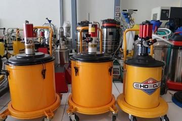 Top 3 máy bơm mỡ khí nén Kocu được ưa chuộng nhất và ưu nhược điểm